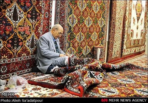 Iranian in photo