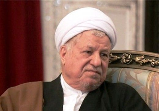 rafsanjani -chairman of Iran's Expediency Council