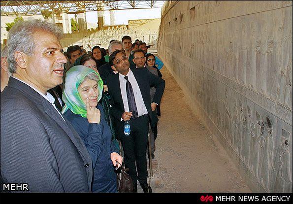 UNESC - Persepolis - Iran historical monument