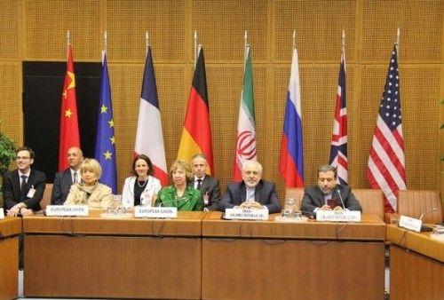 Iran and 5+1 nuclear talk