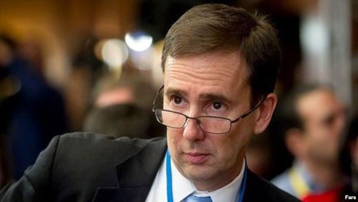 Alan Eyre rejects Iranian guard's presence in US