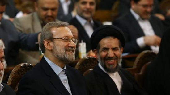 Ali Larijani Iran majlis speaker