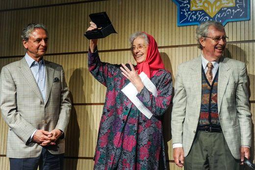 German Iranologist Heidemarie Koch