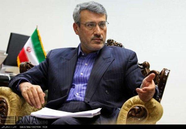 Head of Iranˈs negotiating team to the expert meeting, Hamid Baeedinejad