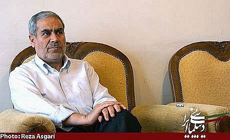 Hossein Sadeghi, Iran's former ambassador to Saudi Arabia