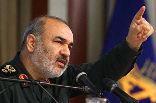 IRGC - Hossein Salami