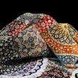 Iran hand-woven carpets
