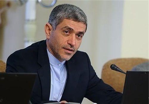 Iranian Economy Minister Ali Tayyebnia