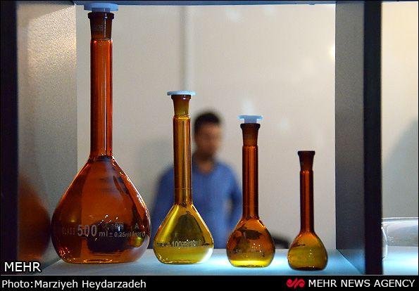 heat-resistant glassware