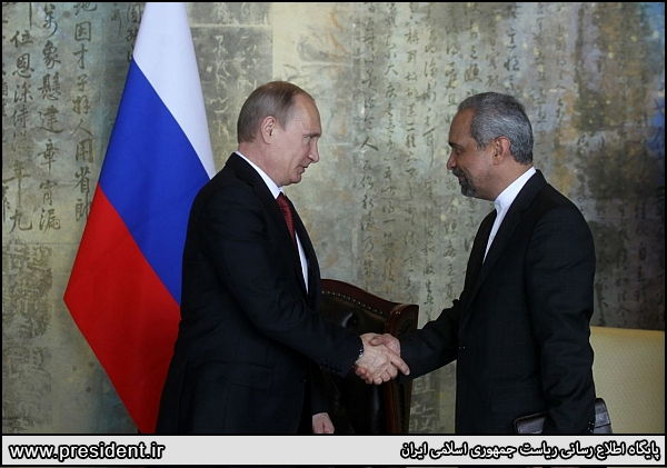 Russian Presidents Meet Presidents 71