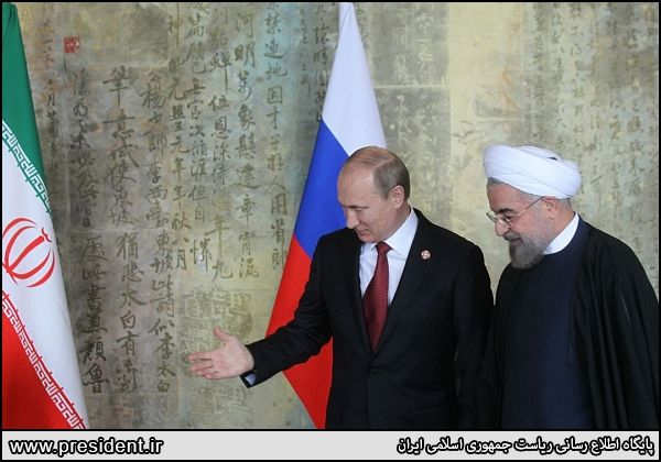 Russian Presidents Meet Presidents 110