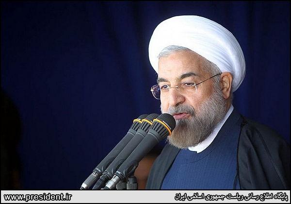 president rouhani-illam