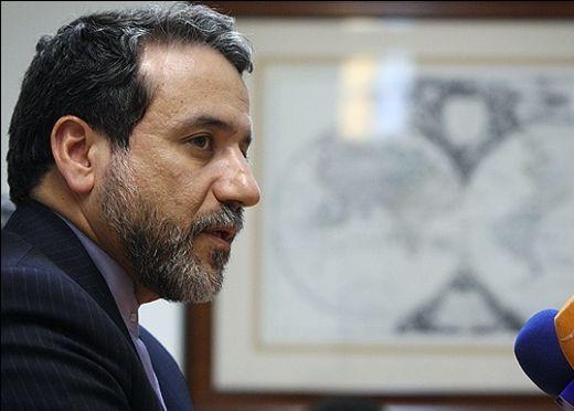 Abbas Araqchi Iran and Us negotiate