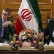Alaeddin Boroujerdi and Timothy Webster in Iran