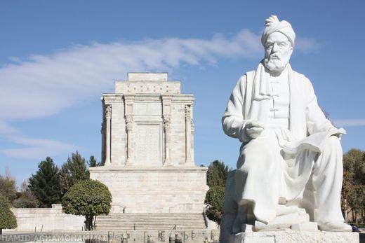 Ferdousi - Persian literary figures