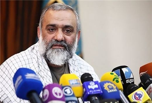 Basij Commander US Sponsored Takfiri Groups