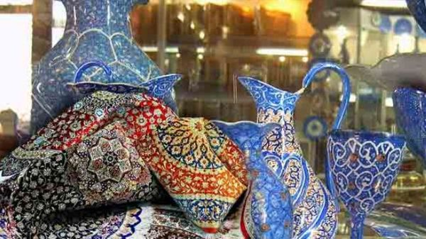 International Handicrafts Exhibition-Tehran
