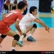 Iran Italy volleyball world league match in Iran