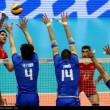 Iran Italy volleyball match world league