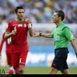 Iran Argentina world cup