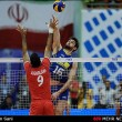 Iran brazil Valleyball15