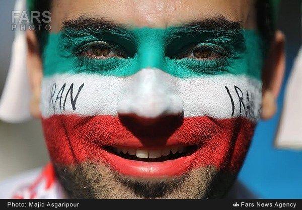 Iran footbal team in world cup 2014-14