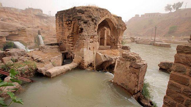 Iran heritage Shush UNESCO