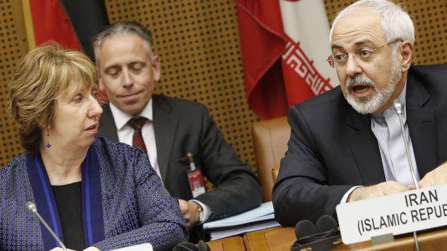 Iran nuclear talks Zarif Ashton