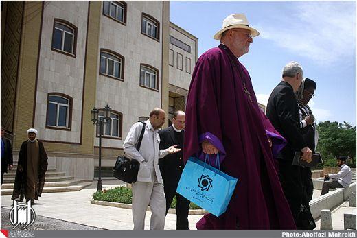 Iranian & US Religious Figures Meet