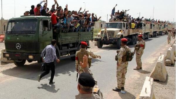 1.5 million Iraqis join fight against ISIL militants