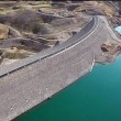 Khoda Afarin Dam in Northwestern Iran
