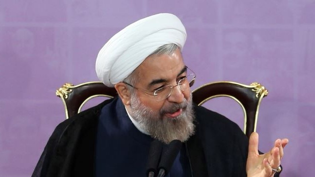 Rouhani No Iranian forces in Iraq