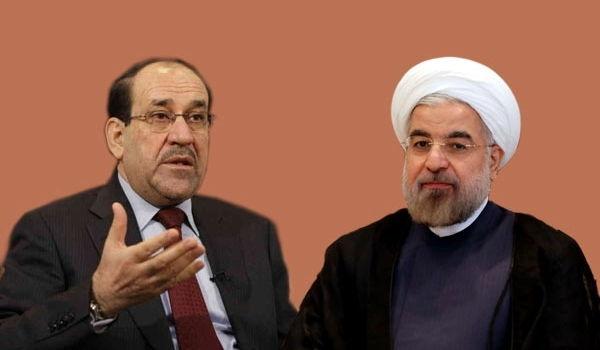 Rouhani, Maliki Underline Fight against Terrorism