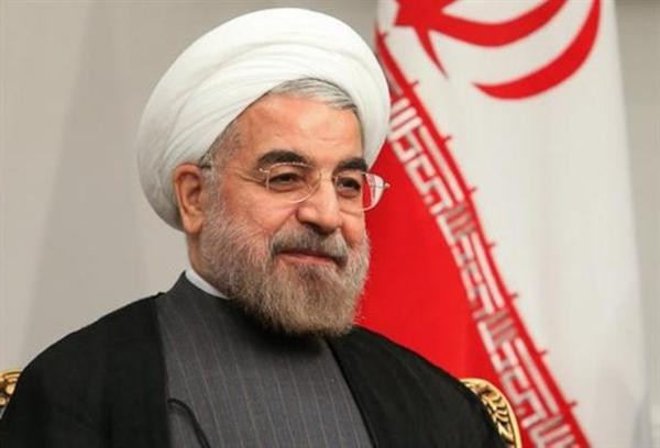 President thanks Iranˈs natˈl football team