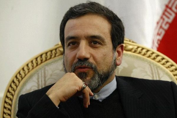 Seyed-Abbas Araghchi nuclear talks