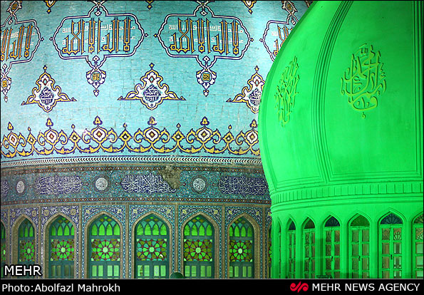 Muslim Shiites rejoice on birth anniversary of Imam Mahdi