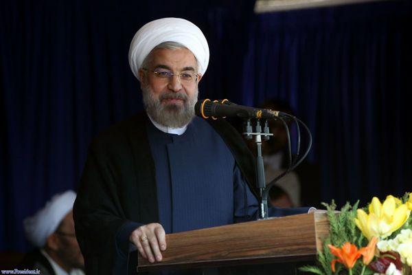 president Rouhani Iran nuclear talks