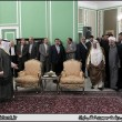 rouhani and Emir of kuwait in Iran