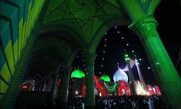 Muslim Shiites rejoice on birth anniversary of Imam Mahdi