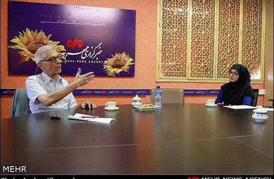 swiss journalist in Iran