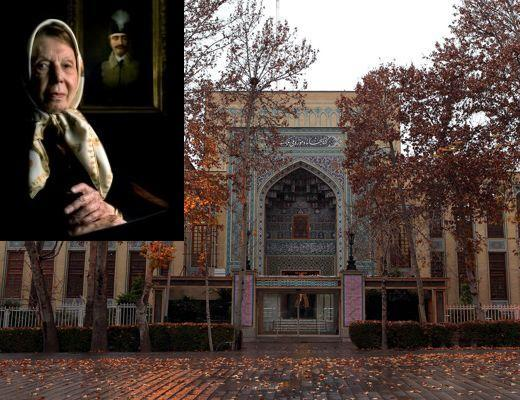Ezzat-Malek Malek - Iranian benefactress dies