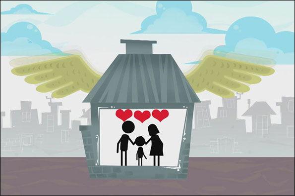 Iranian Ganjineh animation