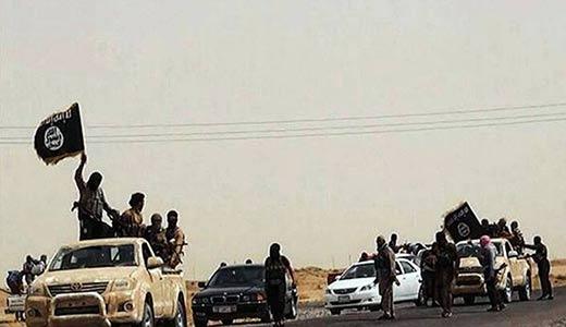 ISIL terrorist group in Iraq