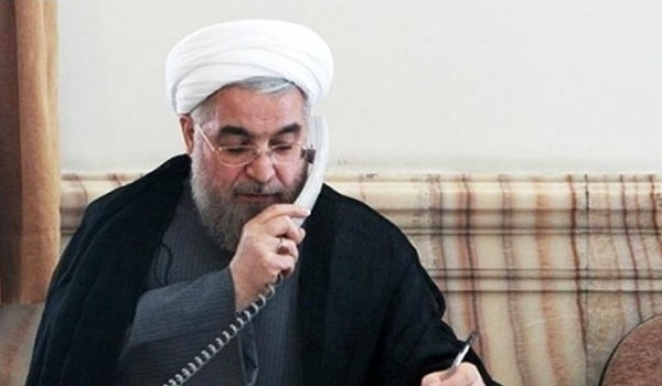 Rouhani Asks Muslim States to Help Gaza People Immediately