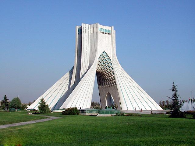 Iran-Tehran Freedom Tower