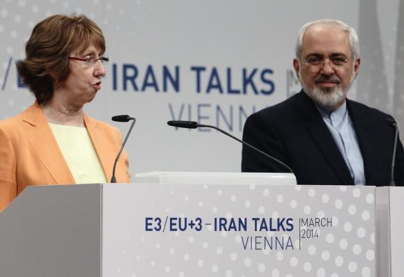 Zarif, Ashton, meet ahead of Vienna 6 talks