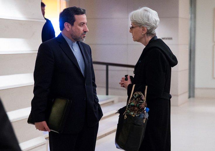 Deputy FM Negates Sherman's Assessment of Iran N. Talks