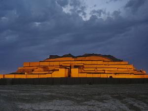 Chogha Zanbil Ziggurat-Iran