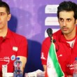 Coach and Marouf