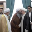 Hashemi Rafsanjani met with a host of Sunni political, social, cultural and religious figures from across the nation